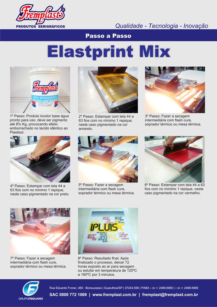 ELASTPRINT MIX fremplast - Elastprint Mix