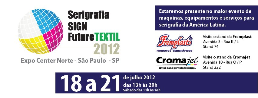 serigrafia sign fremplast1 - Serigrafia Sign future textil 2012