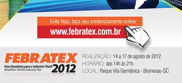 imageBannerFebratex2012 - Febratex 2012