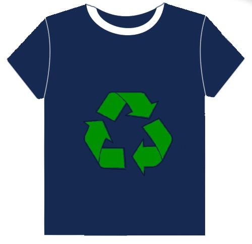 camiseta pet - Camiseta Ecológica Feita De Garrafa Pet