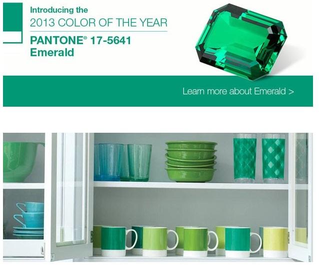 pantone - Pantone anuncia a cor de 2013
