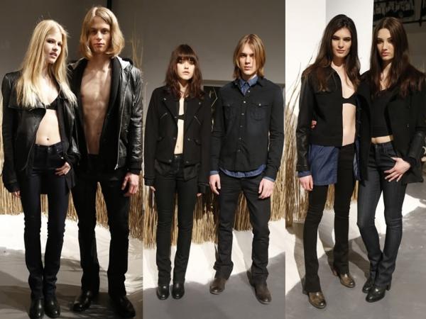2ckfall2013 - Calvin Klein cria novos cortes de jeans