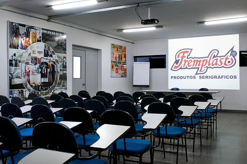 ctf  - Centro de treinamento Fremplast