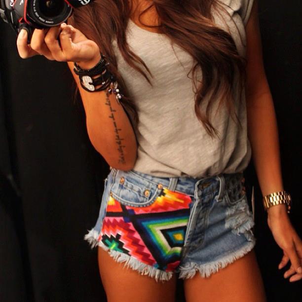 shorts - Shorts jeans