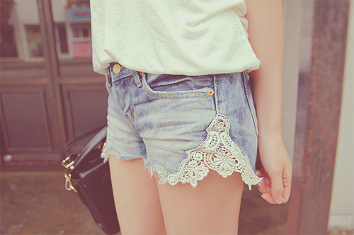 shorts4 - Shorts jeans