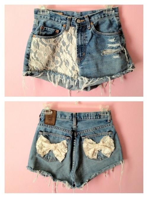 shorts6 - Shorts jeans