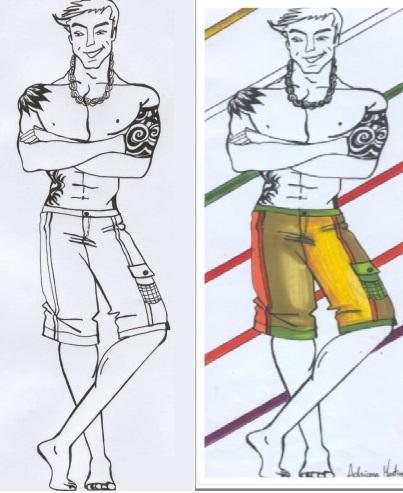 desenho de moda fremplast  - Tipos de desenho de moda: você conhece todos eles?