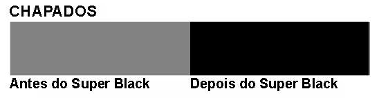 Outlook - Super black