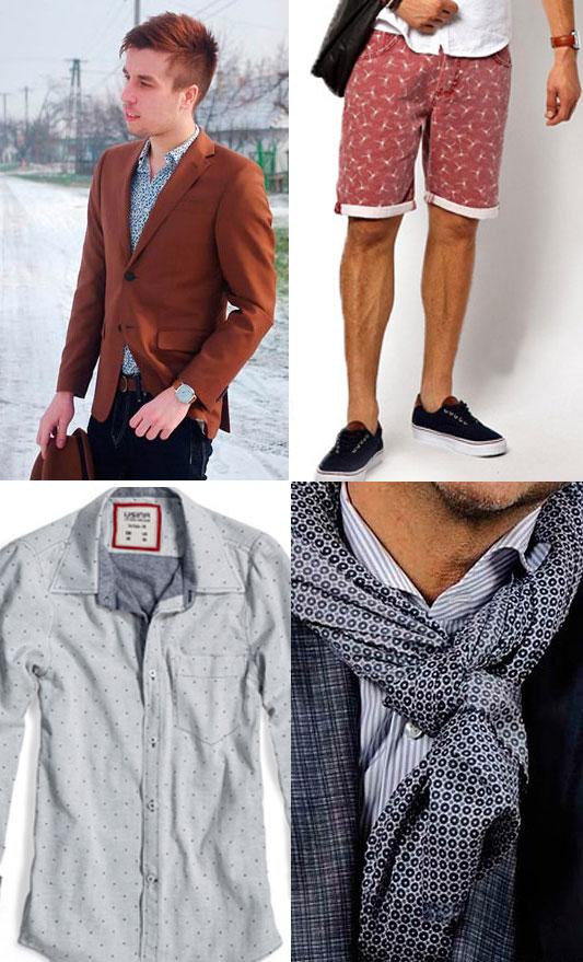 microestampa fremplast - Microestampas: tendência na moda masculina Inverno 2014