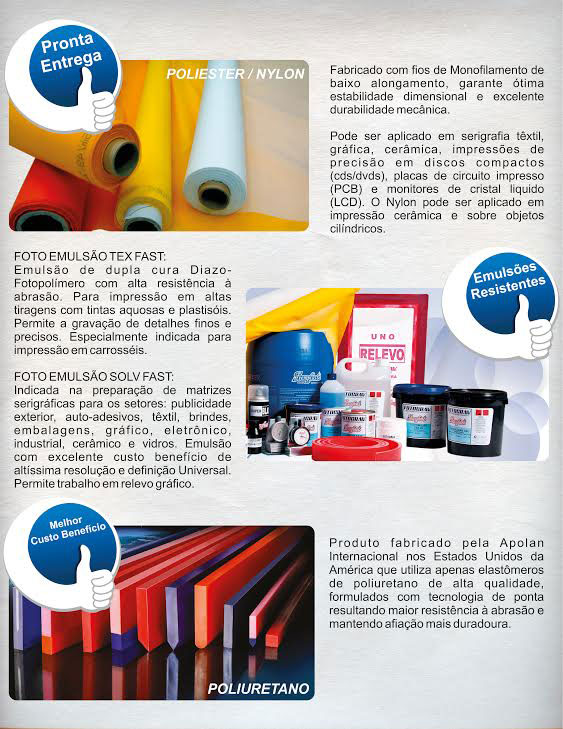 matriz fremplast - Matrizes serigráficas