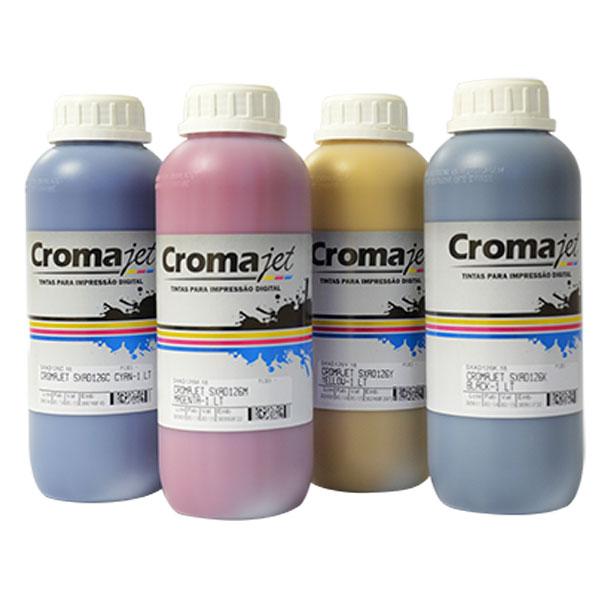 cromajet fremplast - Conheça a nova linha de tintas digitais para impressão solvente da Fremplast