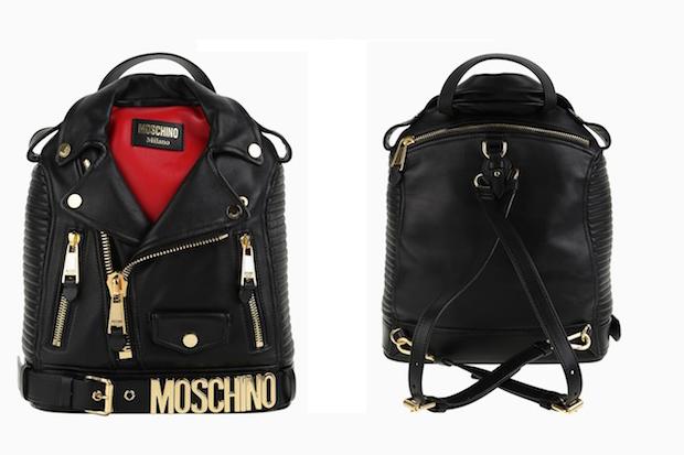591 14 01 20140512 100625 - Moschino apresenta bolsas em formato de jaquetas