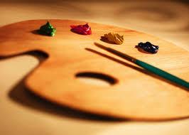 Unknown - Dia do artista plástico - cores e formas também contam histórias