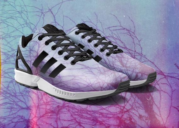 ZXFlux miadidas photoprint vines 570x407 - Adidas promete para breve um app que estampa tênis com fotos do seu celular