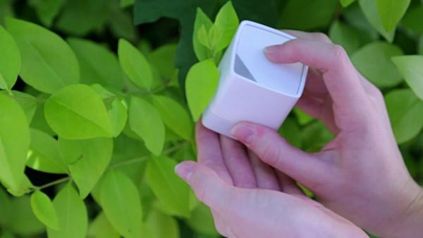 SwatchMate1 - SwatchMate Cube: Inspiração em qualquer lugar, à qualquer hora