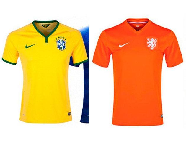 uniforme tecnologico  - A roupa do futuro: como os uniformes do jogadores vão mudar seu guarda-roupa