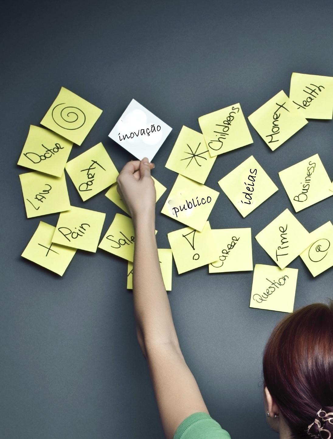 design thinking - Design Thinking é inovação