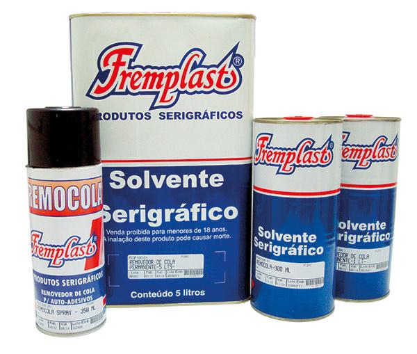 remocola fremplast - REMOCOLA: o removedor de cola da Fremplast