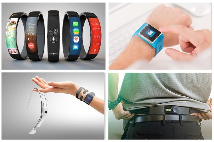 wearable devices - A tendência e tecnologia dos Wearable Devices