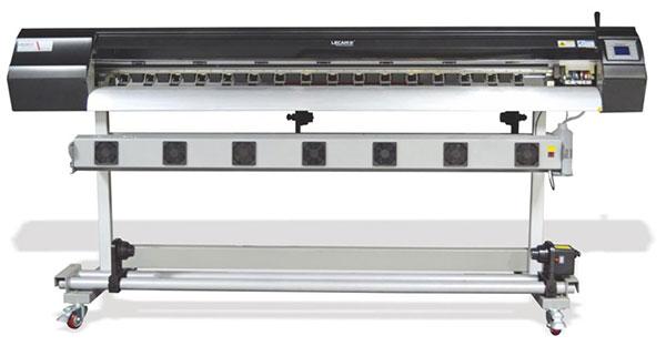 EASYJET fremplast - Impressoras para Sublimação digital e digital solvente