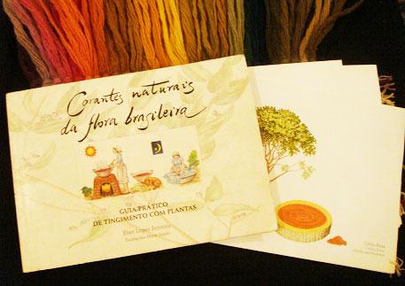 livro cor nfremplast - Beneficiamento Têxtil – Tingimento Natural